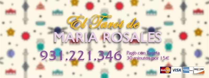 Banner con numeros para consultar con Maria Rosales
