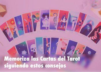 como memorizar las cartas del tarot