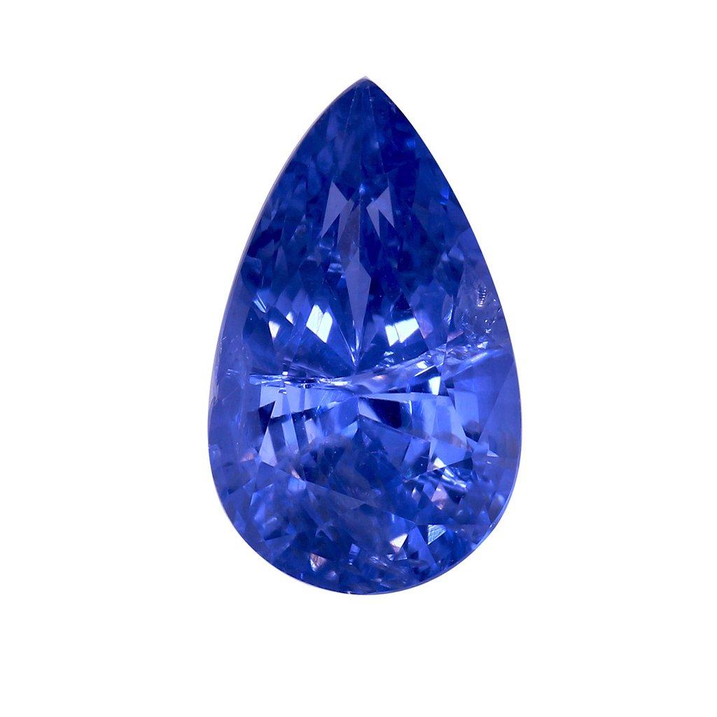zafiro azul piedra magica
