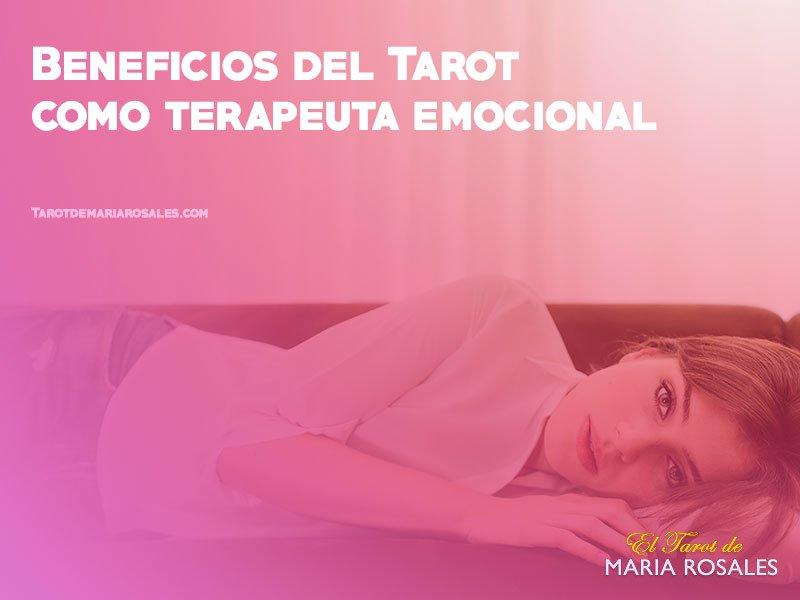 Beneficios del Tarot como terapeuta emocional