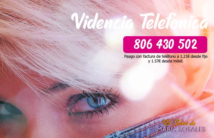 videncia telefónica por 806
