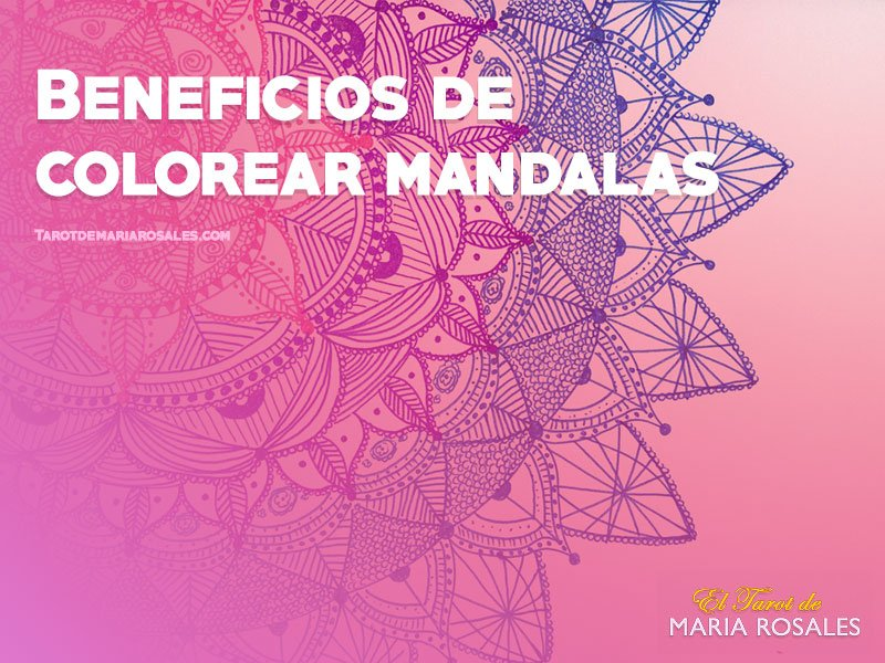 beneficios de colorear mandalas
