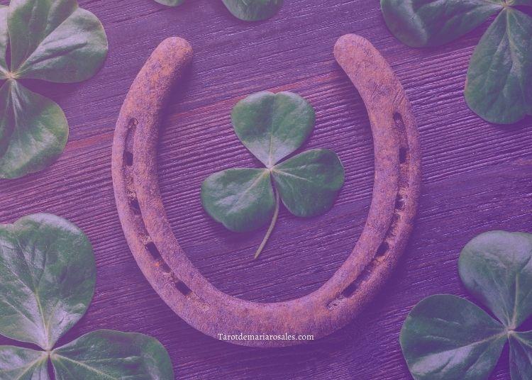 como usar la herradura de la suerte