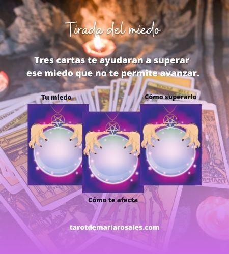 5 tiradas de Tarot para leer las cartas por primera vez 5