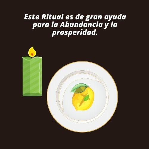 Ritual del Limón para la ABUNDANCIA y el DINERO Rápido 2