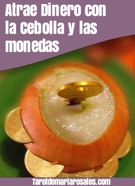 Cebolla y Monedas es lo que necesitas para atraer dinero y prosperidad a tu vida 2