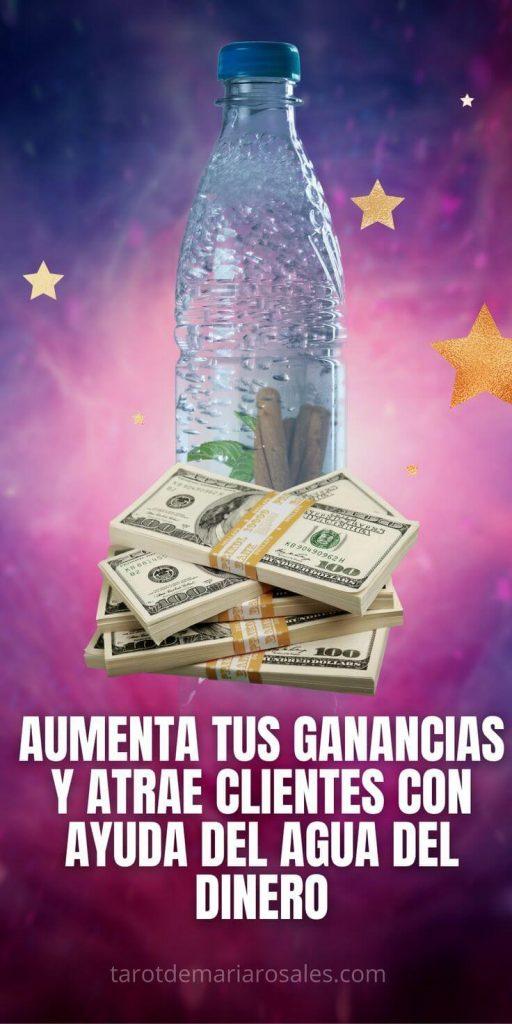 Aumenta tus Ganancias y Atrae clientes con ayuda del Agua del Dinero 9