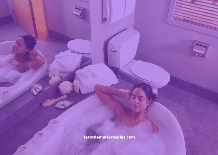 Baño de Rosas Blancas para reconectar con tu esencia 1
